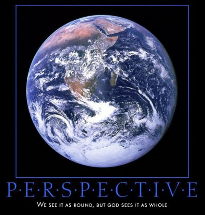"""""""You are seeing things merely from a human point of view, not from God's."""""""