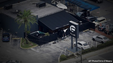 Pulse Nightclub, downtown Orlando
